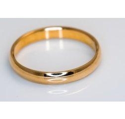 Sormus 3mm kulta-thumbnail