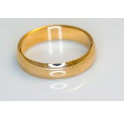 Sormus 4mm kulta-thumbnail