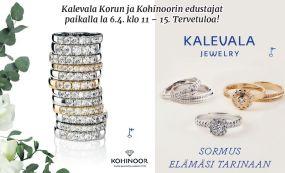 Kalevala Korun ja Kohinoorin esittelypäivä 6.4.2019-thumbnail