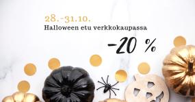 Halloween on täällä!-thumbnail